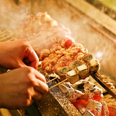 炭火やきとり 鳥政 恵美須町店の写真