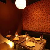 テーブル個室と多様な完全個室をご用意!お仕事帰り、女子会、デートに☆