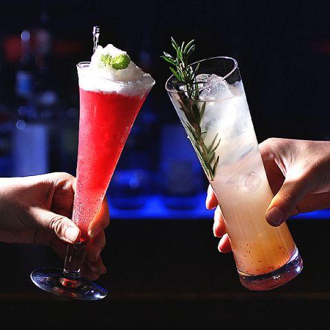 sky dining & bar BLUE BIRD ブルーバード ミナミ 難波 店舗イメージ7