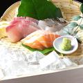 料理メニュー写真旬魚 3点盛り(2~3人前)/5点盛り(4~5人前)