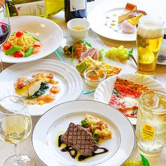 ルーフガーデンレストランのおすすめ料理1