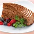 料理メニュー写真ショコラケーキ/ベイクドチーズケーキ