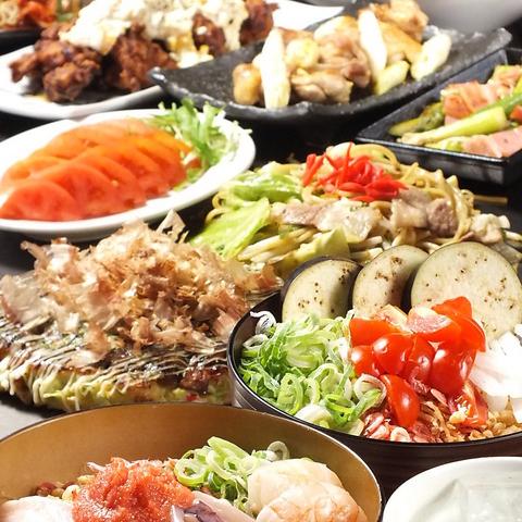 わたたんの一番の自慢のプレミアム食べ放題は4000円!満足すること間違いなし!