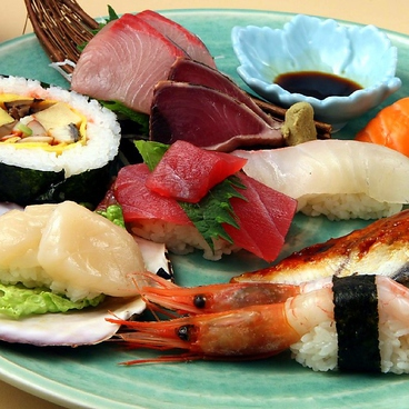 元祖ぶっちぎり寿司 魚心 本店のおすすめ料理1