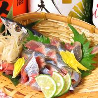 日生港直送の鮮魚
