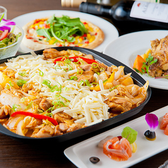 貸切個室パーティースペース しずか 梅田茶屋町店のおすすめ料理1
