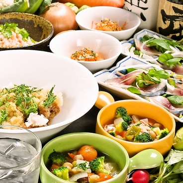 DUO 栄のおすすめ料理1
