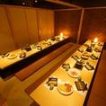 大人数でのご宴会にも!!宴会は人数に合わせて、個室対応致します。お気軽にお問い合わせ下さい。宴会に最適な食べ飲み放題のコースも3000円~ご用意ございますので、ぜひご利用ください!当店自慢のこだわりの焼き鳥が食べ放題!!