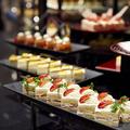 料理メニュー写真ホテル伝統のケーキ各種