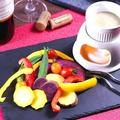 料理メニュー写真大分季節野菜のバーニャカウダ 1人前