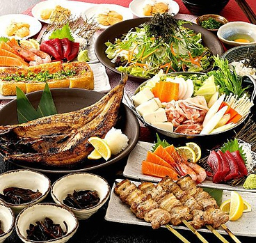 ひもの屋 平塚駅前店のおすすめ料理1