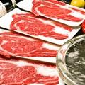 料理メニュー写真【秋宴会に最適なコースオプション】広島県産世羅みのり牛リブロース焼きしゃぶ食べ放題