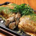 料理メニュー写真広島産 牡蠣と大葉の三津浜焼き