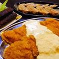 名古屋の名物料理を多数ご用意しております。おいしい料理をガッツリ食べられる「とりとり亭」で楽しみましょう!