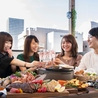 屋上ビアガーデン トップテラス 仙台国分町店のおすすめポイント3