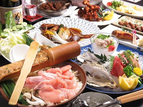 【今が最高の季節】旬の野菜を贅沢に使った本格ちゃんこ♪各種宴会のご予約承ります。