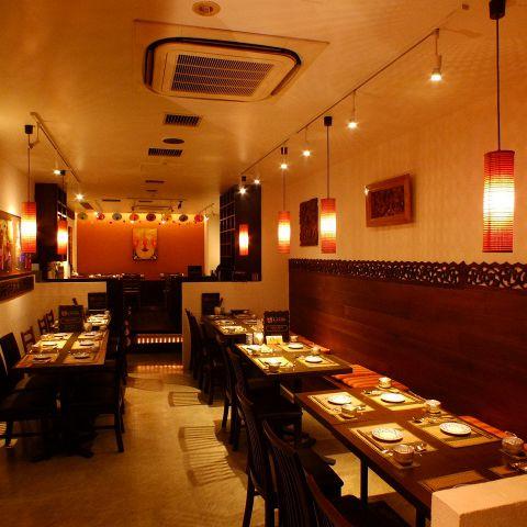 ラーンナー タイレストラン|店舗イメージ2