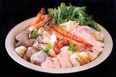 料理メニュー写真凛火特選 海鮮鍋