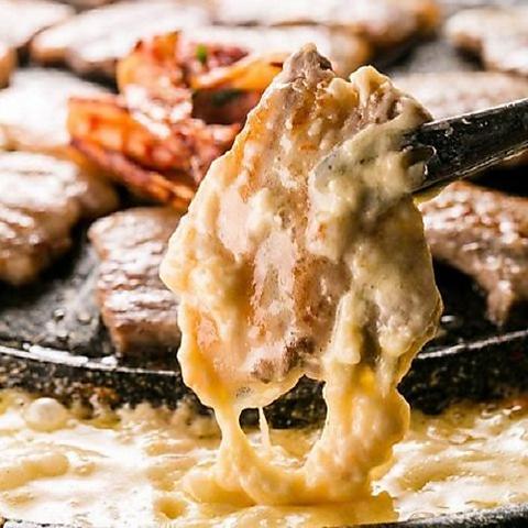 溝の口で☆話題のチーズタッカルビと水晶サムギョプサルが食べられるお店☆