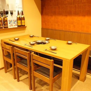 炊き肉 牛ちゃん 神戸店の雰囲気1