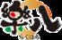 楽八 庄内駅前店のロゴ