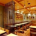 御茶ノ水駅より徒歩1分!広い店内は様々なシーンでのご利用に最適です。