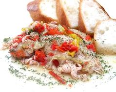 チキンと野菜のホロホロ煮込み