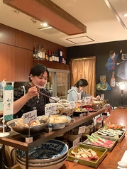 食と酒と音を結ぶ和 和音の写真