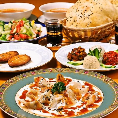 トルコレストラン トルコアズ