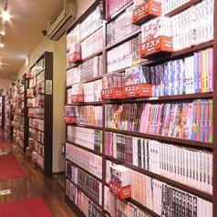 自遊空間 天神サザン通り店の写真