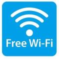 Free Wi-Fi完備◎ご不明な点は、お気軽にお問い合わせ下さい。