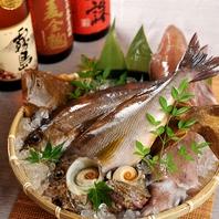 金沢漁港直送!!新鮮な海の幸をたっぷり使用◎