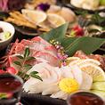 【地鶏・鮮魚】名物地鶏料理からその日仕入れた新鮮な鮮魚まで幅広くメニューを揃えております!