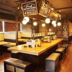 ビストロ居酒屋 BISTRO 土間 仙川店の雰囲気1
