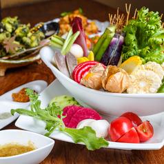 旬薫のさかなと野菜 金の独楽の特集写真