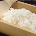 寿司屋にも負けない酢飯♪これを食べると、米からこだわり長年愛され続けている理由がわかります。
