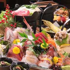 俺たちの寿司ダイニング 仙八 朝市本店のコース写真