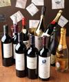 裏ワインリストの中には「ドンペリニョン」や「オーパス ワン」など豪華スペシャルワイン&シャンパンも登場!お得にたくさんワインが飲める!なかなか手が伸ばせない高級ワインを試す!など楽しみ方いろいろ♪
