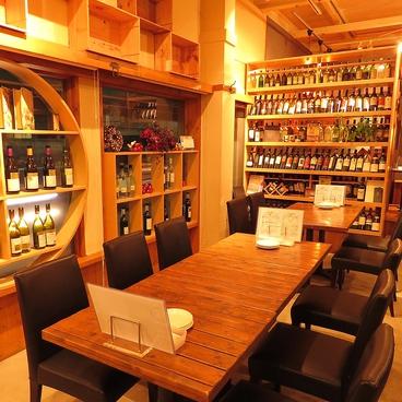 バル デ ブッカ Bar de Buccaの雰囲気1
