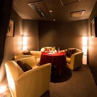 合コン・女子会・誕生日まで幅広く使える大人の完全個室