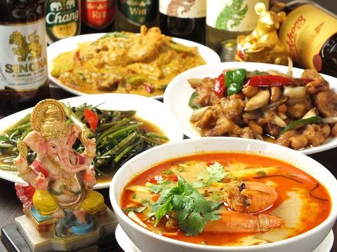 タイ料理 サワディ— 神田バル横丁店