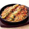料理メニュー写真いかたっぷり海鮮チヂミ