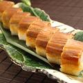 料理メニュー写真江戸前穴子の押し寿司(4カン)