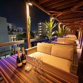 屋上ビアガーデン トップテラス 仙台国分町店の雰囲気3