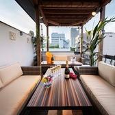 屋上ビアガーデン トップテラス 仙台国分町店の雰囲気2