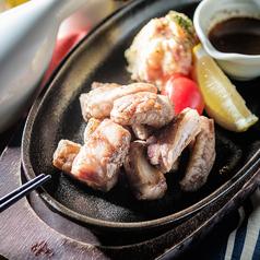 イベリコ豚サイコロステーキ