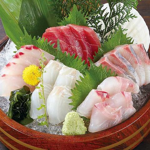 魚鮮水産 三代目網元 富山総曲輪店