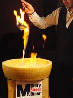 炎のチーズリゾットコース