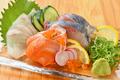 料理メニュー写真本日のお刺身 3種盛