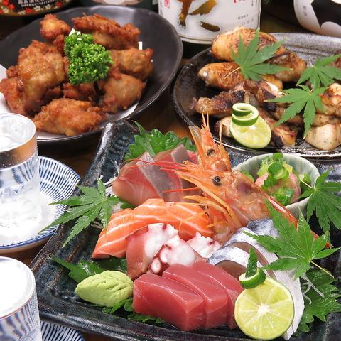 海鮮・地鶏料理 いちの屋